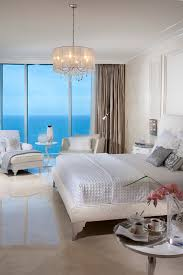 Beachy Chandeliers Beach Cottage Chandelier Bedroom Contemporary With Crown Molding
