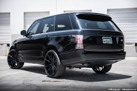 gold chrome range rover 2015 range rover fitted with 24 inch bd 9 u0027s in black blog