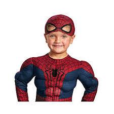 Muscle Man Halloween Costume Marvel Spider Man 2 Muscle Toddler Halloween Costume Size
