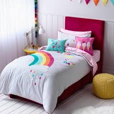 Duvet Covers Kids Factors To Be Considered When Choosing Rainbow Beddings For The