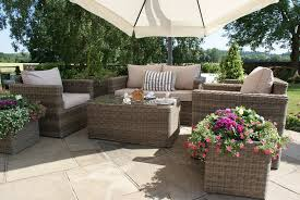 Rattan Two Seater Sofa Maze Winchester Rattan 2 Seat Sofa Set With Rectangle Coffee Table