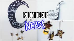 Diy Room Decorating Ideas Diy Room Decor For Nerds Fans Diys You Need To Try Youtube