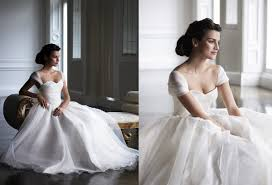 wedding designer david and elizabeth emanuel couture bridal wear