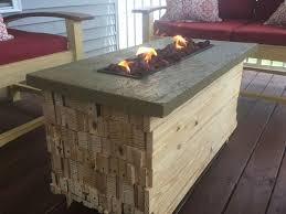 Fire Pit Coffee Table Fire Pit Coffee Table 5 Steps With Pictures