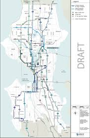 Light Rail Map Seattle Seattle Bus Lines Map Wiring Get Free Images About World Maps