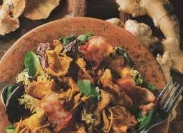 cuisiner pieds de mouton salade de pieds de mouton au curry et au lard recettes d hubert