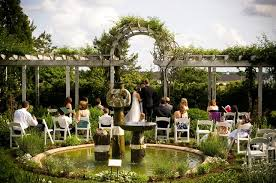 small wedding ceremony fearrington is best known for southern garden weddings this is