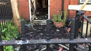 man fighting for life in intensive care after fenham house fire