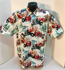 hawaiian shirt rod