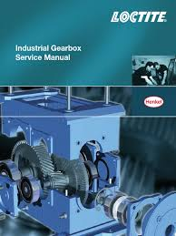 98723 lt4872 industrial gearbox service manual bearing
