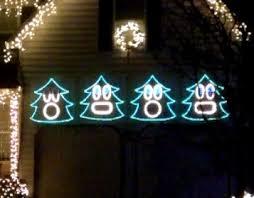 singing christmas trees quartet four