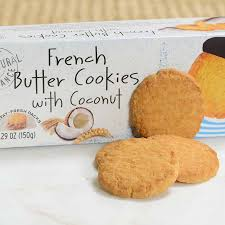french butter cookies with coconut order cookies online