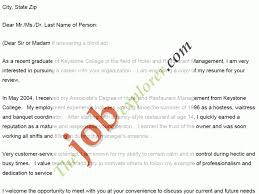 writing effective cover letters haadyaooverbayresort com