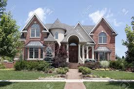 brick home exterior extraordinary house plans exteriors 4 jumply co