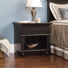 Sauder Harbor View Bedroom Set Bedroom Nightstand Minimalist Nightstand Harbor View Night Stand