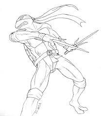 ninja turtle raphael deviantart