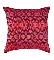 Purple Ikat Curtains Ikat Pillows Made From Many Color Ikat Fabrics