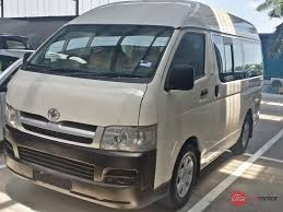 hiace 2006 toyota hiace for sale in malaysia for rm65 000 mymotor