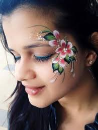 easy face painting ideas for kids parties frozen face paint
