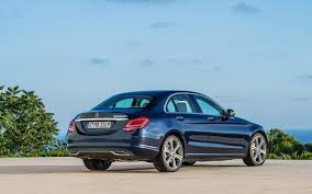 the all mercedes c class mercedes c class facelift and all terrain version