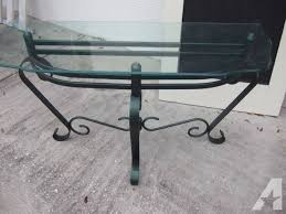 Iron Accent Table Best Wrought Iron Accent Table Wrought Iron With Glass Top