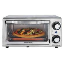 Proctor Silex Toaster Oven Broiler Proctor Silex Black Toaster Oven 31118r The Home Depot