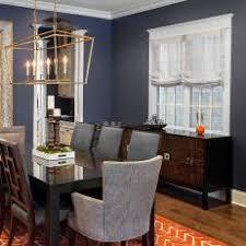 Photos HGTV - Navy blue dining room