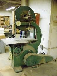 1927 oliver 117 a bandsaw restoration tools u0026 equipment