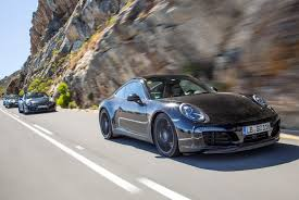porsche 911 2016 2016 porsche 911 carrera first official details leak out