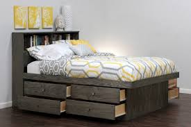 Bed Frame Buy Bed Bedroom Frames Size Bed Frame With Storage Headboard