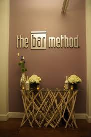 bar method fitness studio in denver cherry creek focusing on