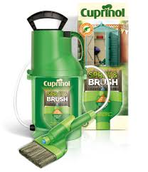 cuprinol spray u0026 brush 2 in 1 pump sprayer u0026 brush departments