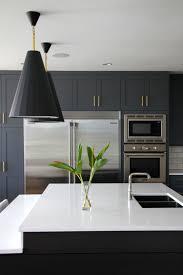 Brass Kitchen Cabinet Hardware Kitchen Reveal Blue Gray Kitchen Cabinets