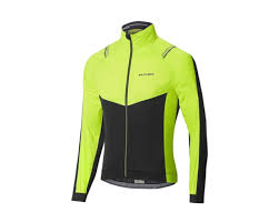 hi vis cycling jacket altura podium elite waterproof jacket merlin cycles
