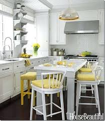 grey and yellow kitchen u2013 fitbooster me