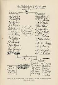 Wilson Parker Homes Floor Plans by New Literary Group Turns History Of Boston U0027s Legendary U0027saturday