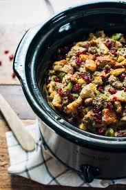 thanksgiving crock pot recipes huffpost