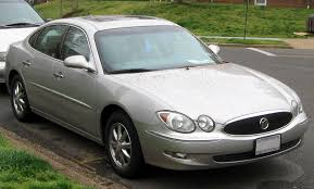 lexus swangas 2007 buick lacrosse information and photos momentcar