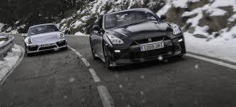 nissan gtr vs porsche 911 porsche 911 turbo s vs nissan gt r el duelo definitivo diariomotor