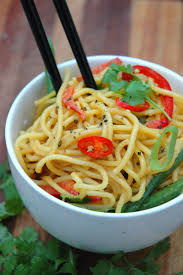 crunchy noodle salad by ina garten my easy cooking