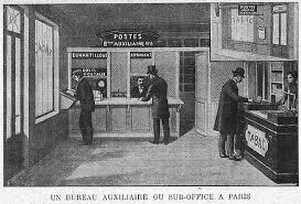 bureau de poste gambetta rau