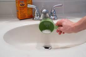 how to clean sink drain how to clean black sludge in bathroom sink drains sink drain