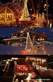50 homes with extraordinary exterior christmas light displays