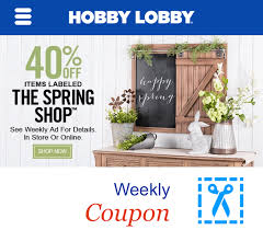 hobby lobby black friday sales hobby lobby coupons july 2017 don u0027t miss out on these deals