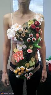 Halloween Sushi Costume Body Sushi Halloween Costume Photo 2 2