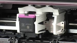 resetter printer hp deskjet 1000 j110 series replacing a cartridge hp deskjet 3000 printer youtube