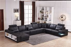 Online Buy Wholesale Corner Leather Couches From China Corner - Corner leather sofas