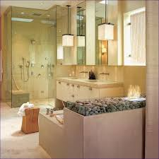 bathrooms bathroom overhead lighting brushed chrome light