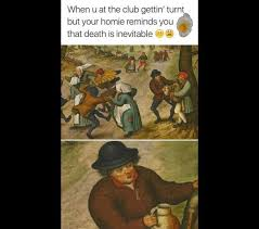 Meme Art - photos these classical art memes will leave you in splits the