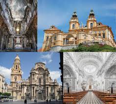 baroque architecture explained 16th 18th century gentleman s tltr interior of asam church munich germany melk abbey melk